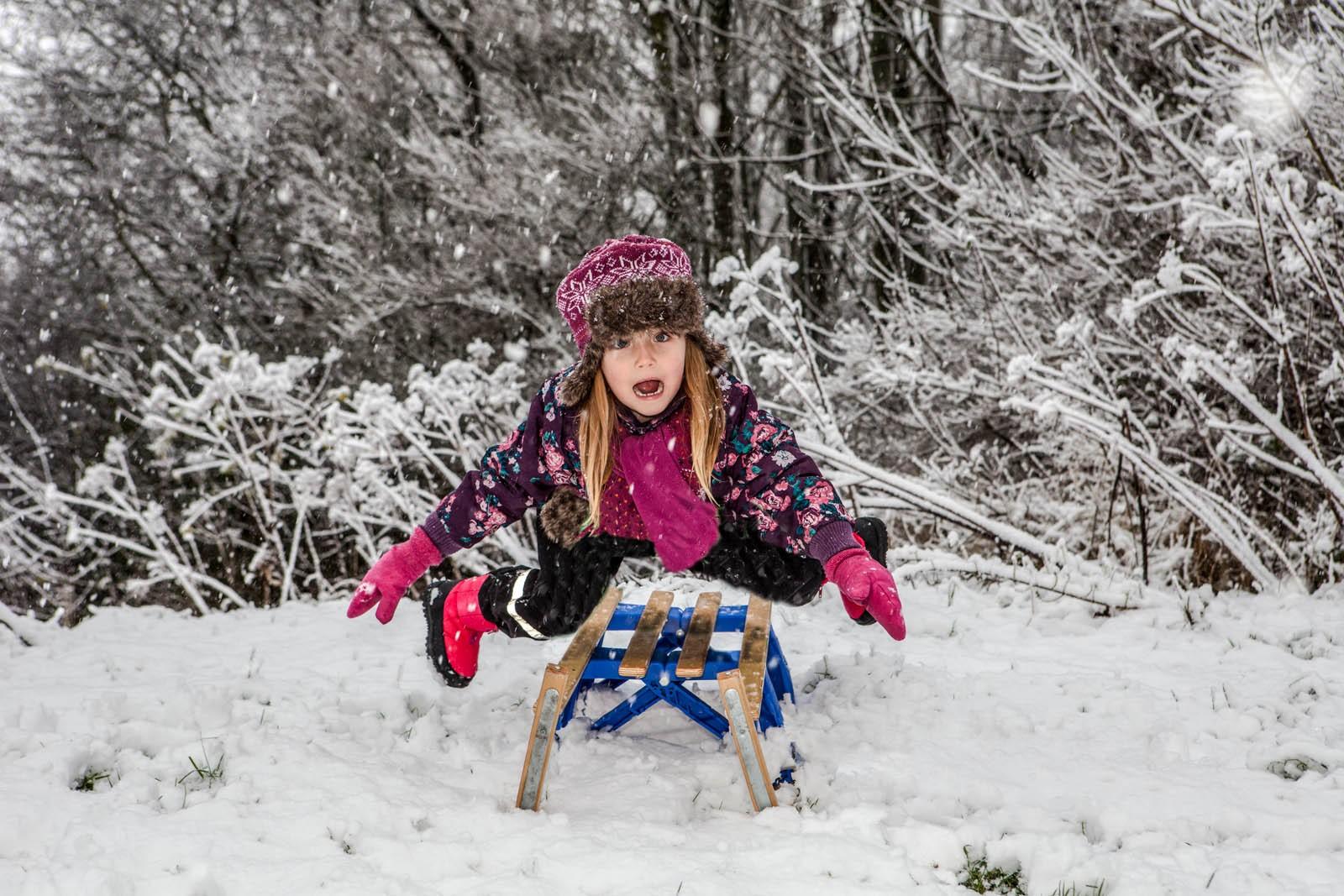 Snowfun trick photo