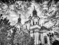 HDR Churches
